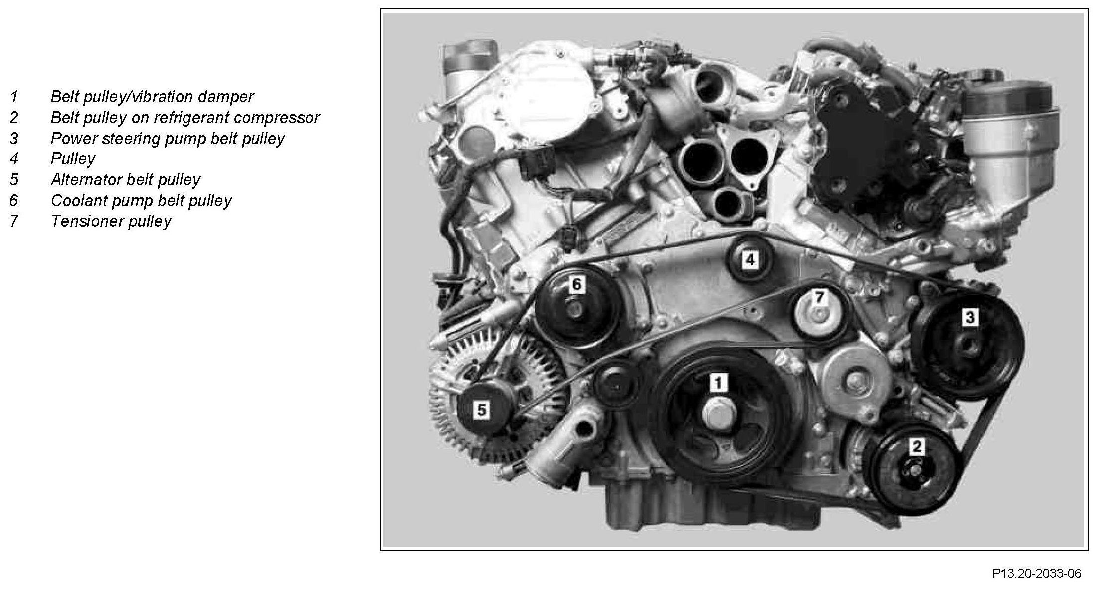 ml 350 cdi i need the belt diagram for a ml 350 cdi 2010