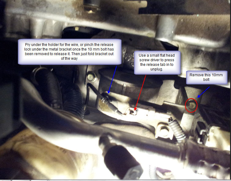 2004 Nissan Quest Trying To Remove The Top Front By The