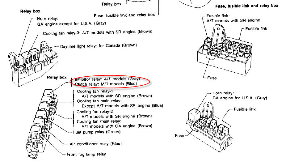 1994 nissan sentra diagram 1994 get free image about wiring diagram