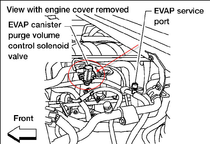 on 2001 Infiniti Qx4 Exhaust System Diagram