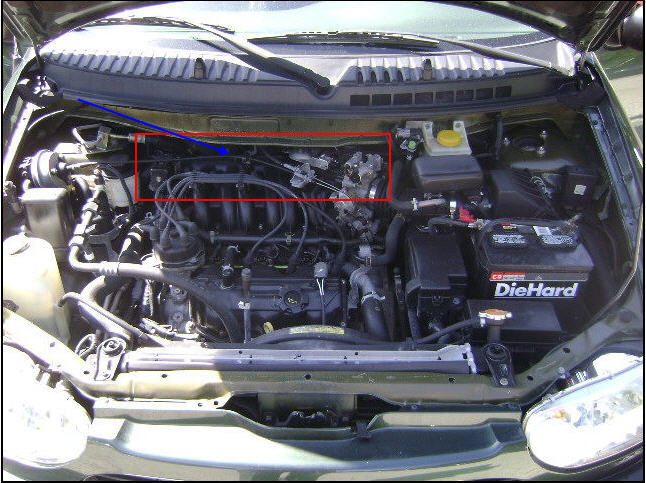 Nissan murano coolant bleeder location get free image for 2000 nissan altima motor