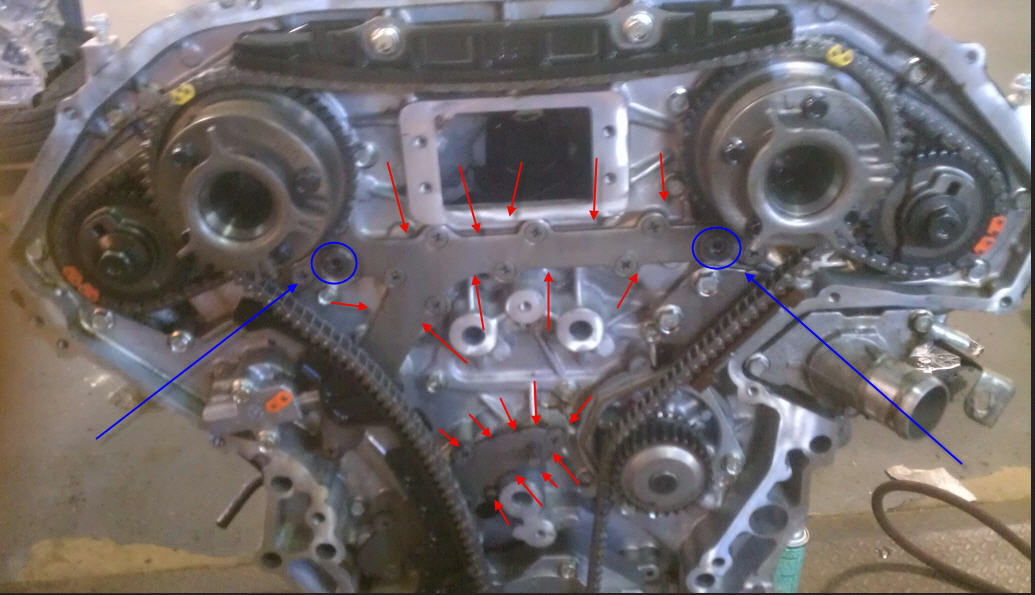 Is there a certain procedure to replace the exhaust valve ...