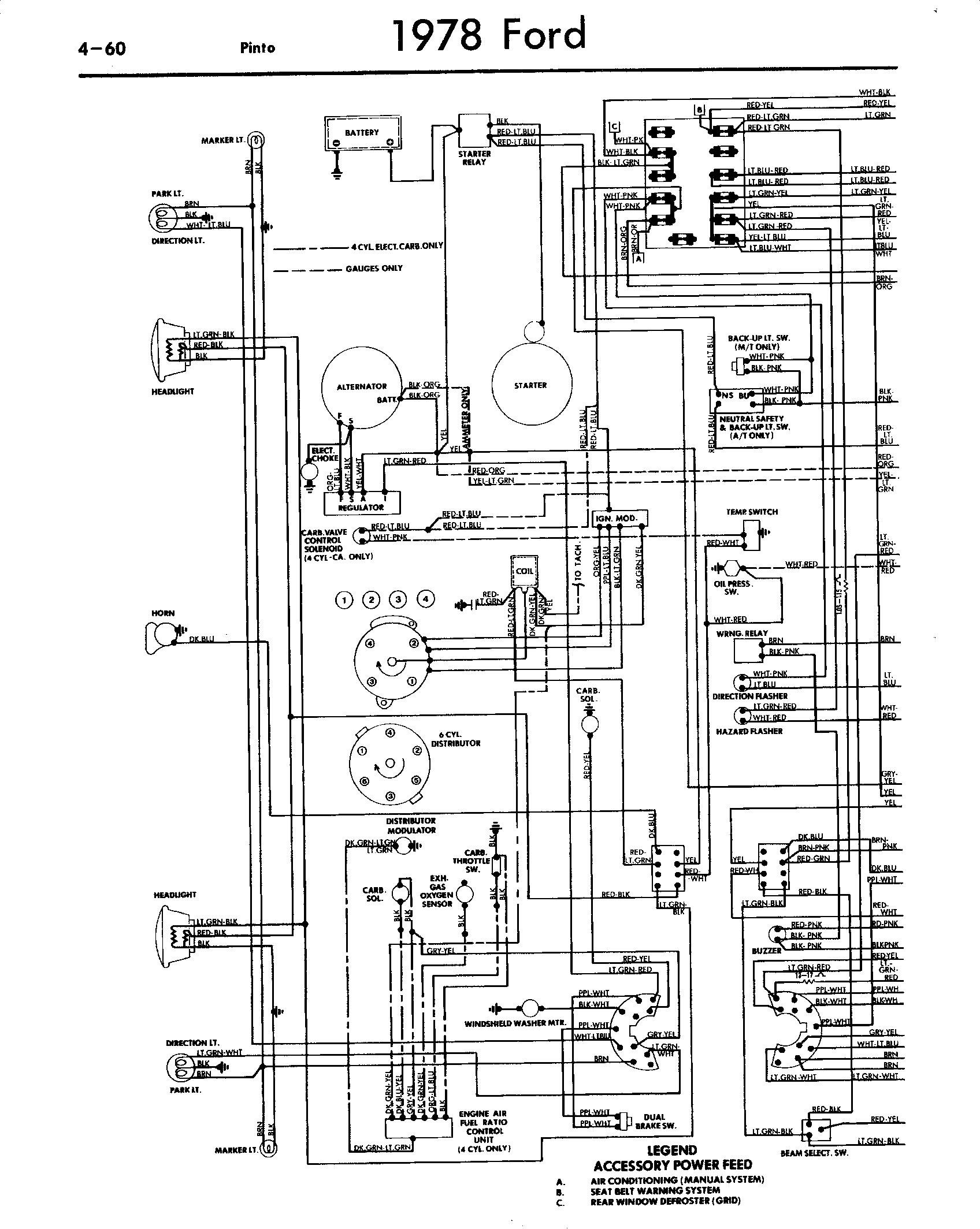 Wiring Diagram For 74 Pinto Libraries 1980 Ford F150 Fuse Box Third Levelpinto