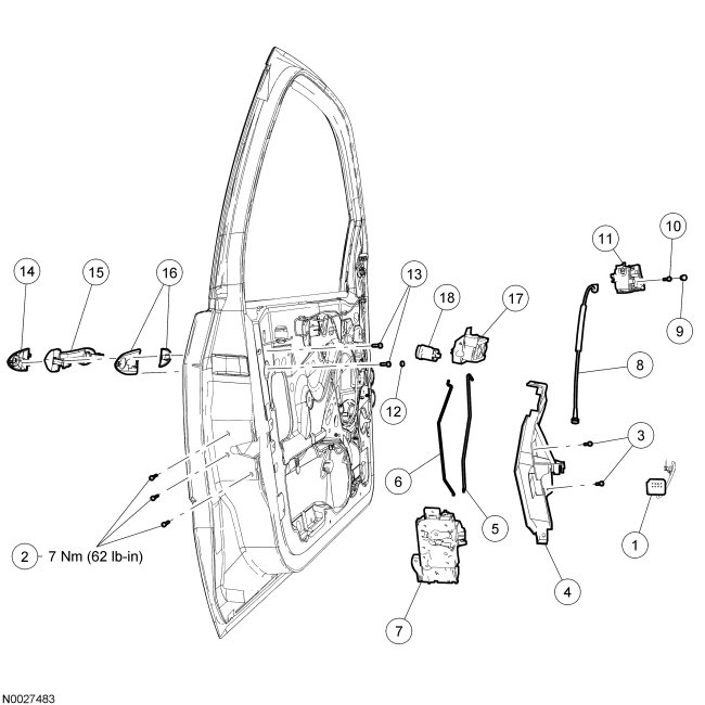 1997 ford ranger body parts diagram  1997  free engine