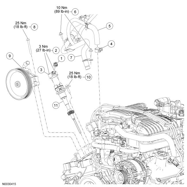 Ford Freestar Cam Sensor