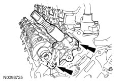 Engine Code P0171 Ford F150