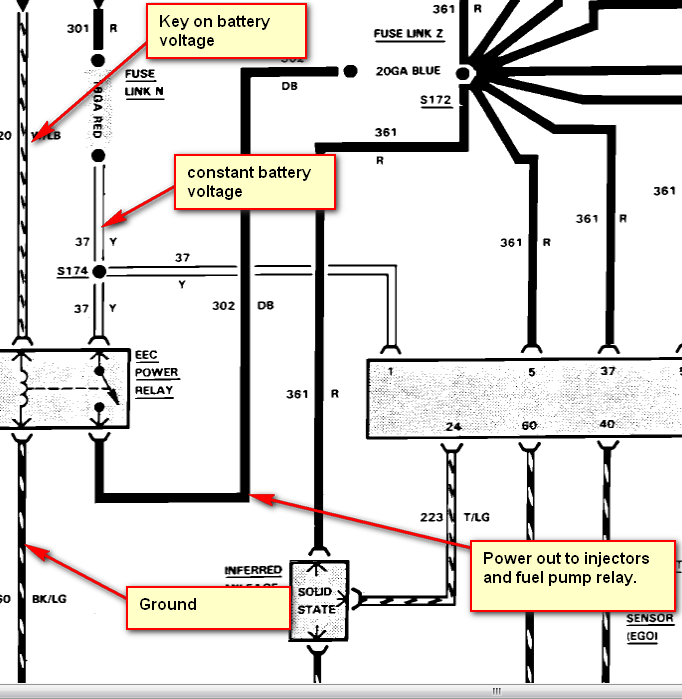 Ford F150 Starter Solenoid Diagram