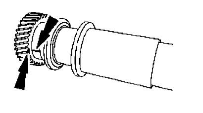 Ford V10 Sensor