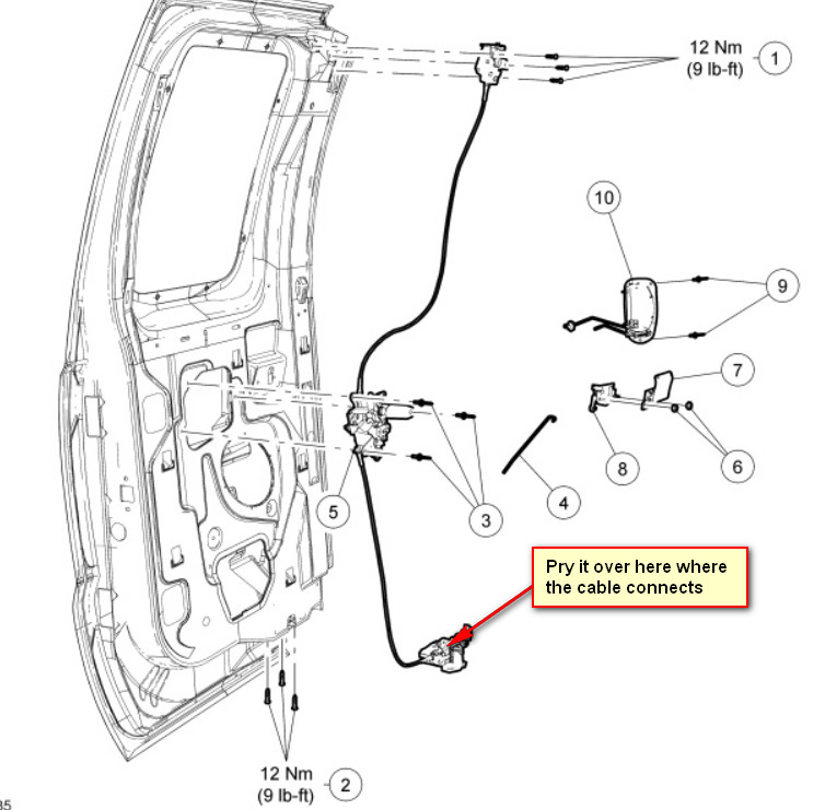 2010 ford f 150 door lock diagram 2003 ford f