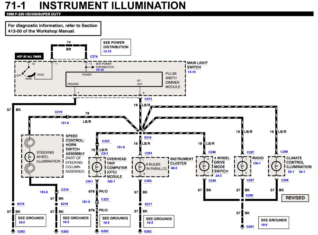 light ignition box wiring diagram