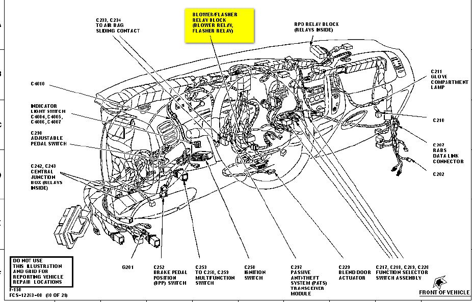 2003 f250 v1 0 wiring diagram 2003 f250 headlights wiring