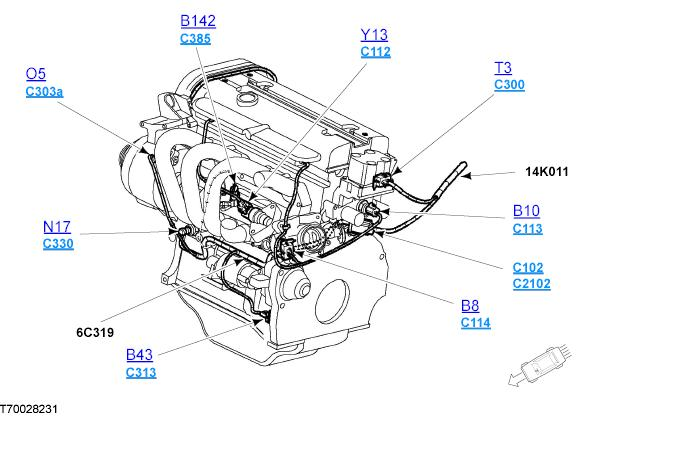 Ford Contour 2 0 Engine Diagram on ford f 150 fuse box