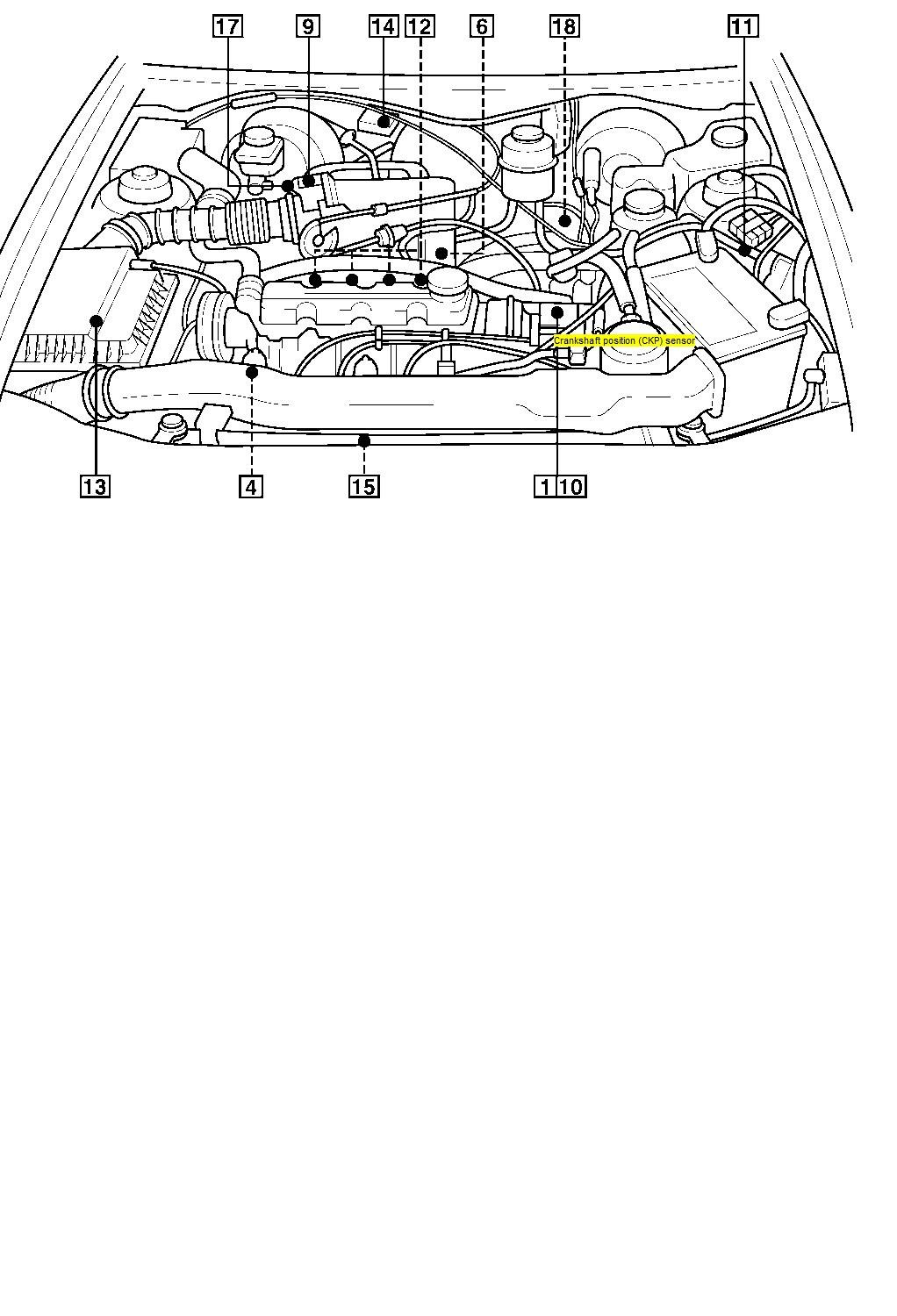 I Have Just Repaced A Clutch In A Daewoo Cielo 97 Model