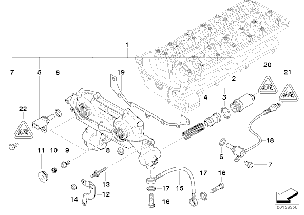 1995 Bmw E34 525i 530it 540i Car Wiring Diagram