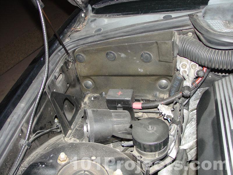 I Have A Bmw 316i E36 M43 Engine Where Is My Ecu