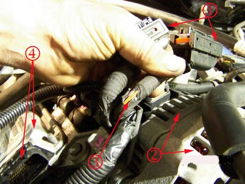 lly wiring harness i have an 04 duramax lly that i am getting an error code ...