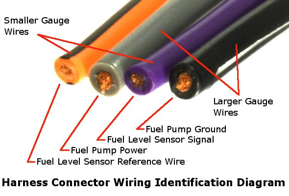 Fuel Pump Connector on 02 S10 Wiring Diagram