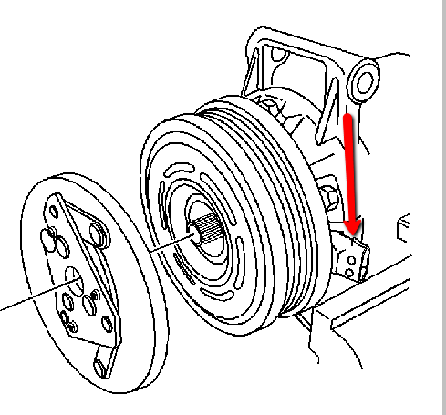 a c compressor chevy 7 4 chevy turbocharger wiring diagram