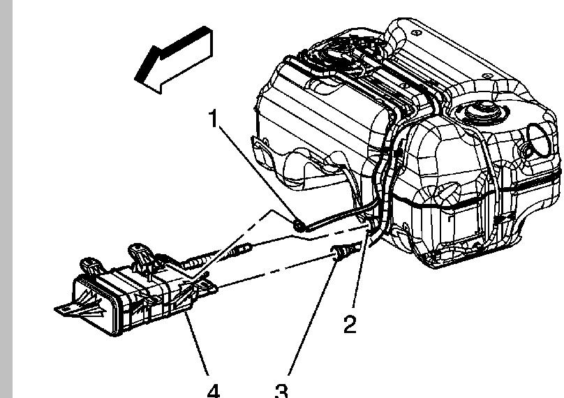evap canister purge valve location