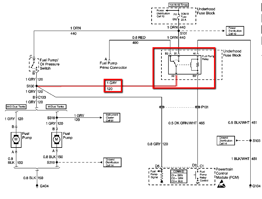 Need Wiring Diagram For Chevy 3500 Diesel Dual Tank System