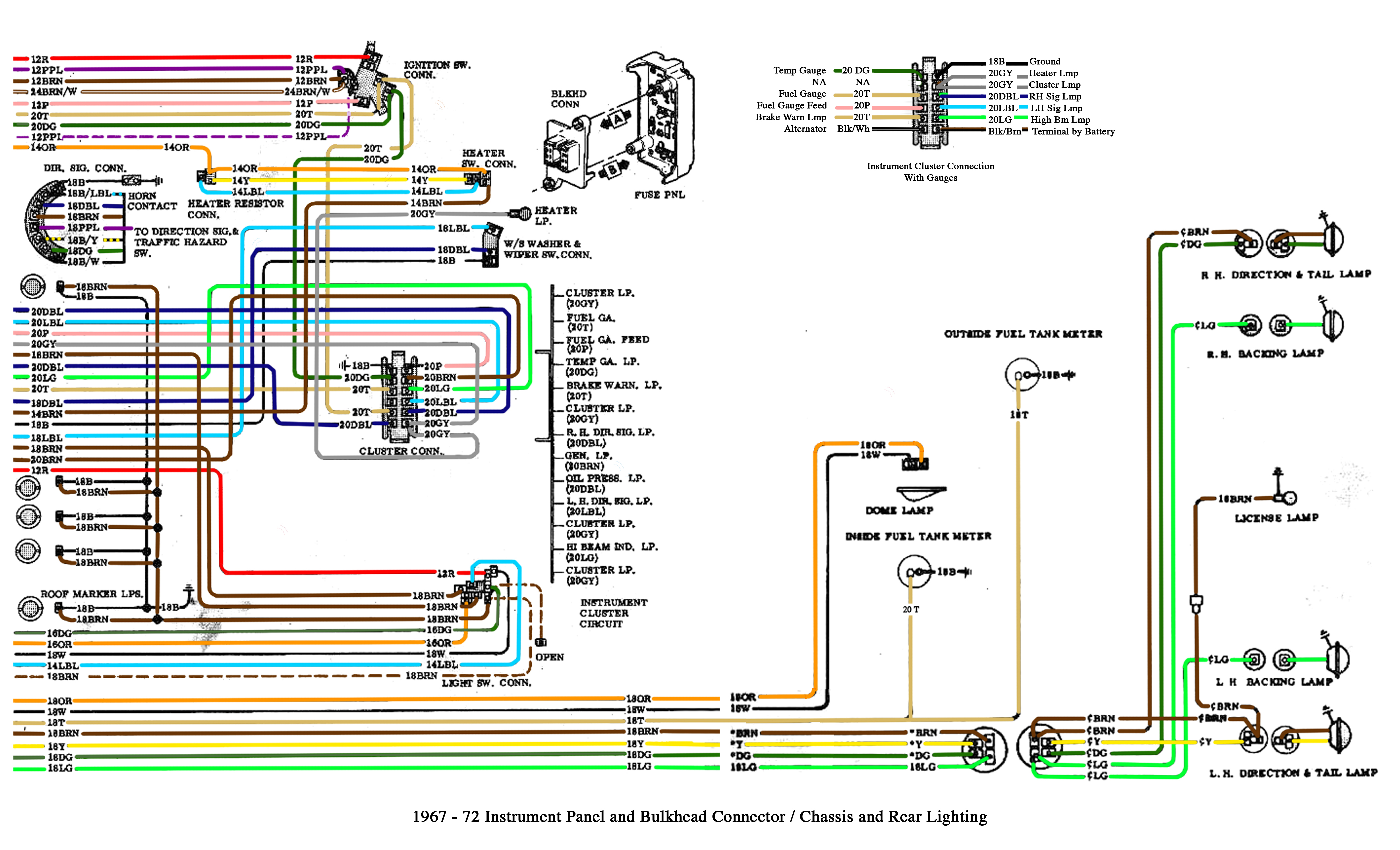 1971 1975 Wiring Diagrams Get Free Image About Diagram