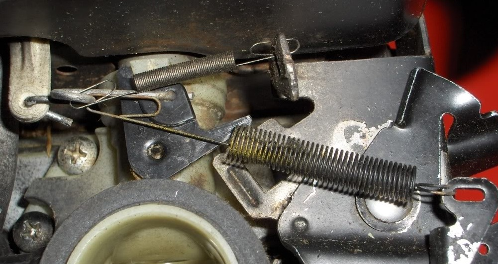 Craftsman Lawn Mower Choke Spring On Pictures To Pin On Pinterest Pinsdaddy