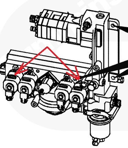 truck 2006 kenworth cummins isx cm 870problem the fueling actuators isx