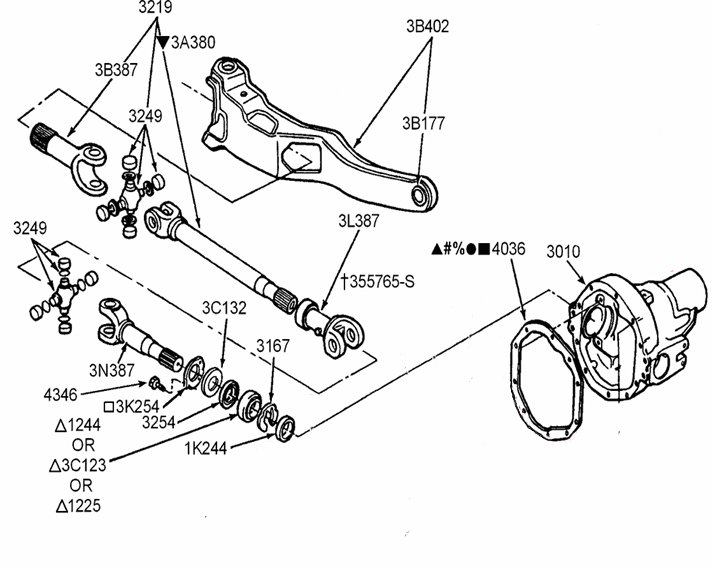front axle parts on ford f250 4x4 diagram html