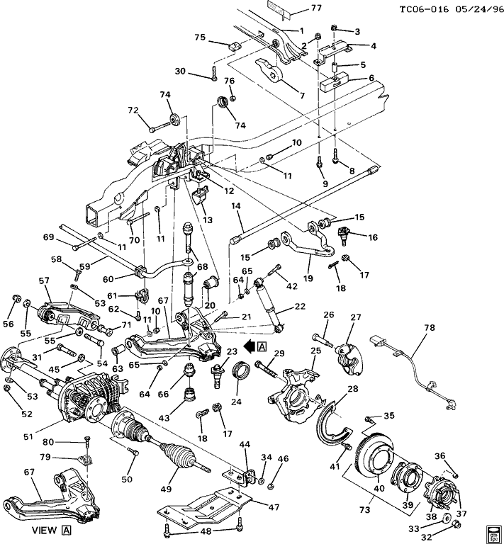 chevy 10 bolt rear end parts diagram  chevy  free engine