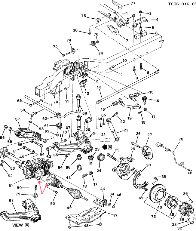 Chevrolet 10 Bolt Rear Differential    Diagram    Html