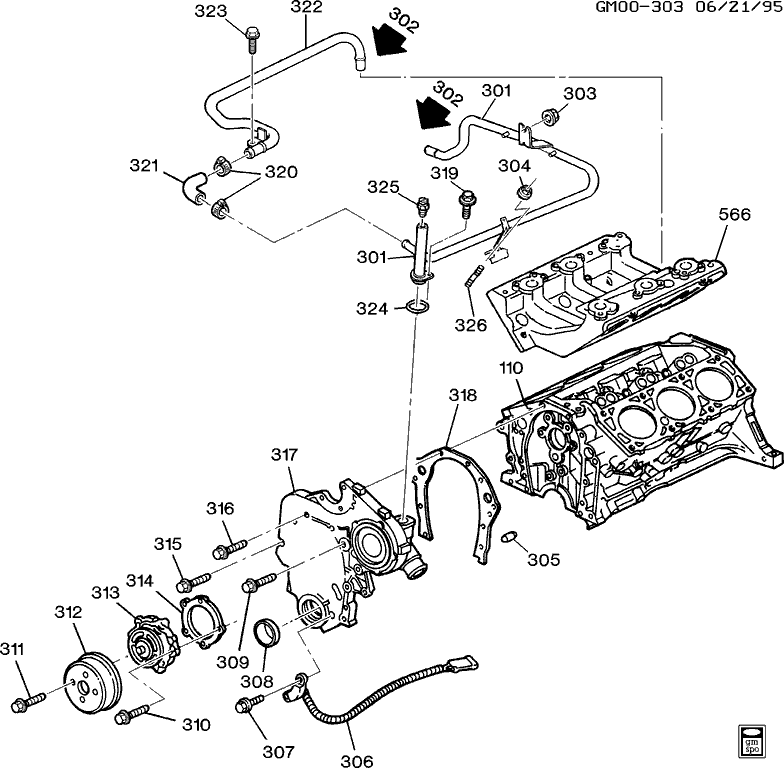 2000 pontiac grand am headlight diagram