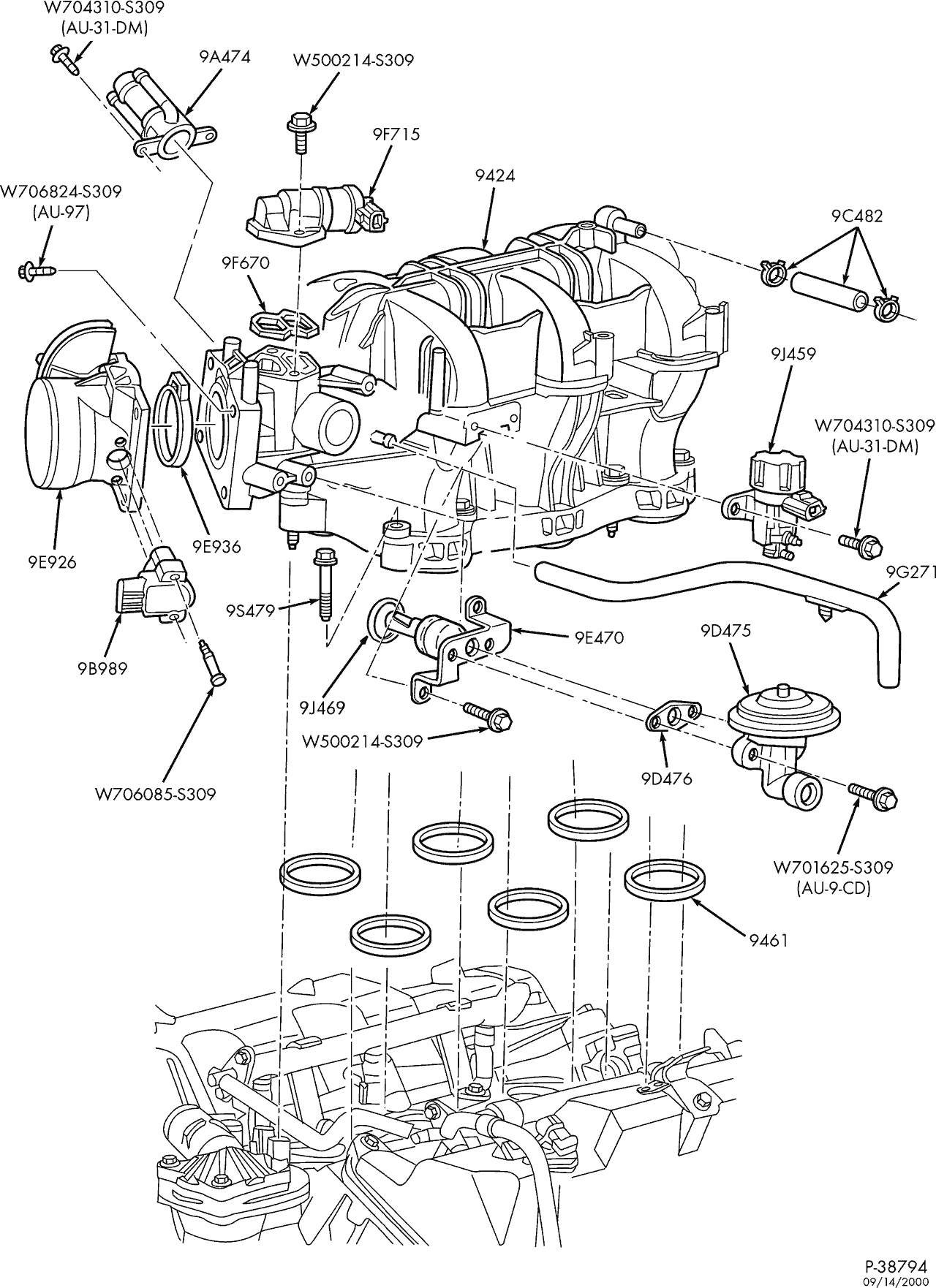 2013 f150 5 0 firing order diagram