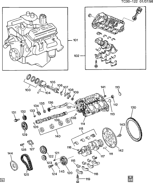 2002 ford focus power steering hose diagram