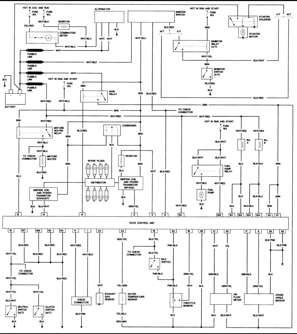 i am trying to get the electrical diagram for a 1986 d 21 nissan graphic
