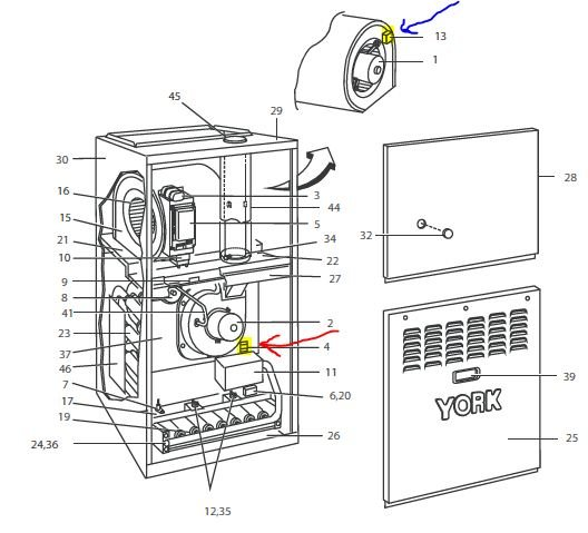 york diamond 80 furnace wiring diagram  u2013 readingrat net