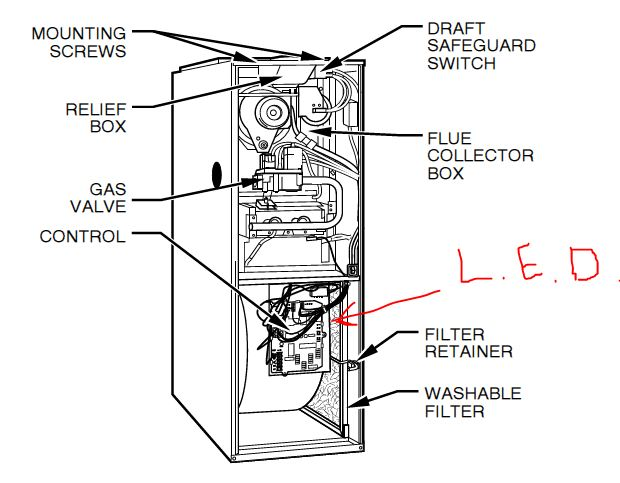 Goodman Heat Pump Wiring Diagrams also Lennox Heat A Air Conditioners Wiring Diagram as well Swing Motor Gsp 24rw Wiring Diagram also Furnace Thermostat Wiring Diagram additionally HVAC Manuals Air Conditioners Boiler Furnaces P S. on payne air conditioner wiring diagram