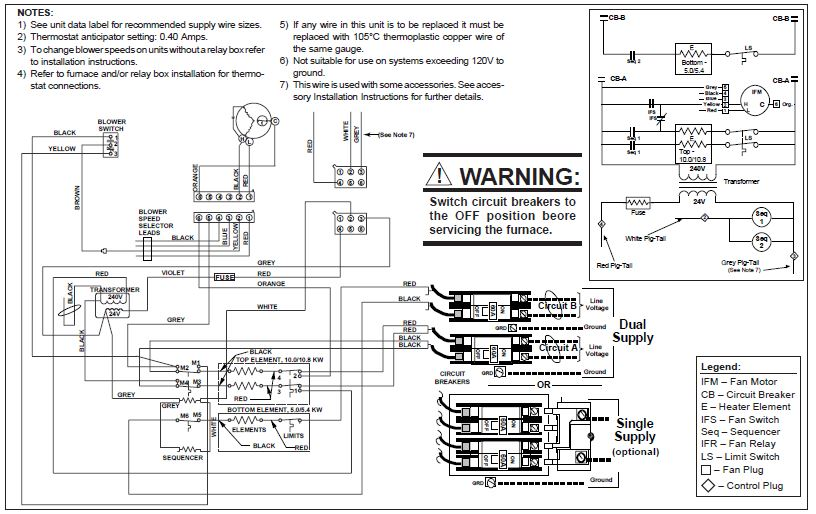 electric furnace wiring diagrams e2eb 015ha electric wiring diagram free