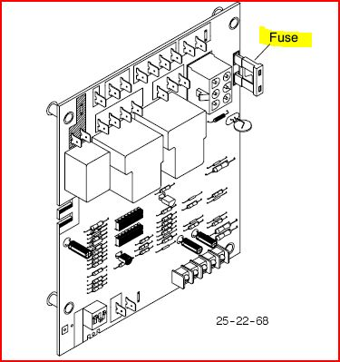 wiring diagram for goodman air handler with Tempstar Gas Furnace Wiring Diagram on Tempstar Gas Furnace Wiring Diagram also Rheem Ac Contactor Wiring Diagrams as well Carrier Heat Pump Thermostat Wiring Diagram besides Wiring Diagram Ac Split Inverter as well HVAC Condenser Fan Diagnostic FAQs.