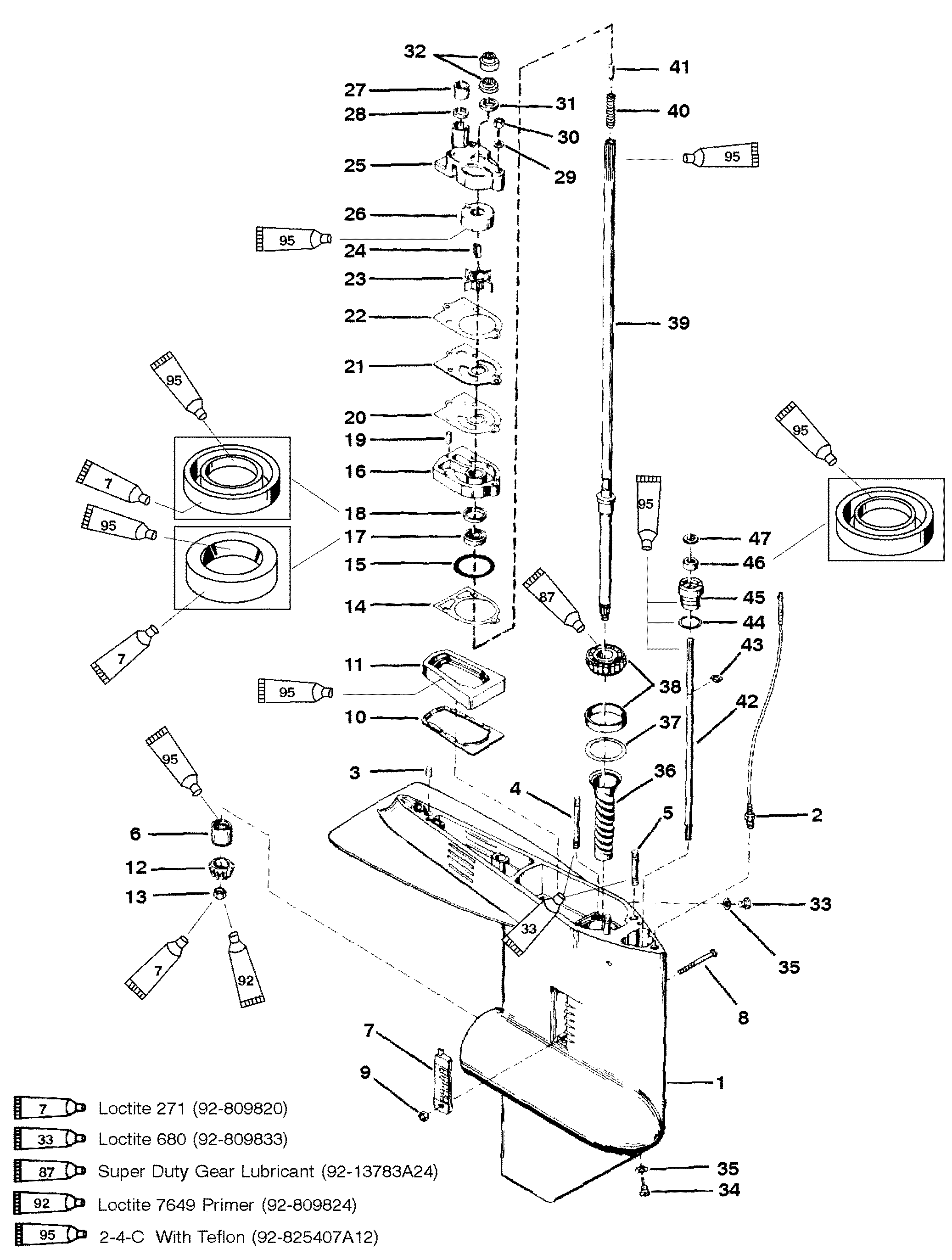 D R Wiring Diagram Atc Rx furthermore Fetch Id   D likewise Maxresdefault besides Maxresdefault furthermore Hp Gearcase Driveshaft. on johnson 40 hp wiring diagram
