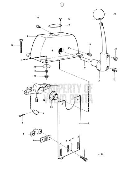 volvo penta shifter schematic volvo wiring diagram and circuit schematic