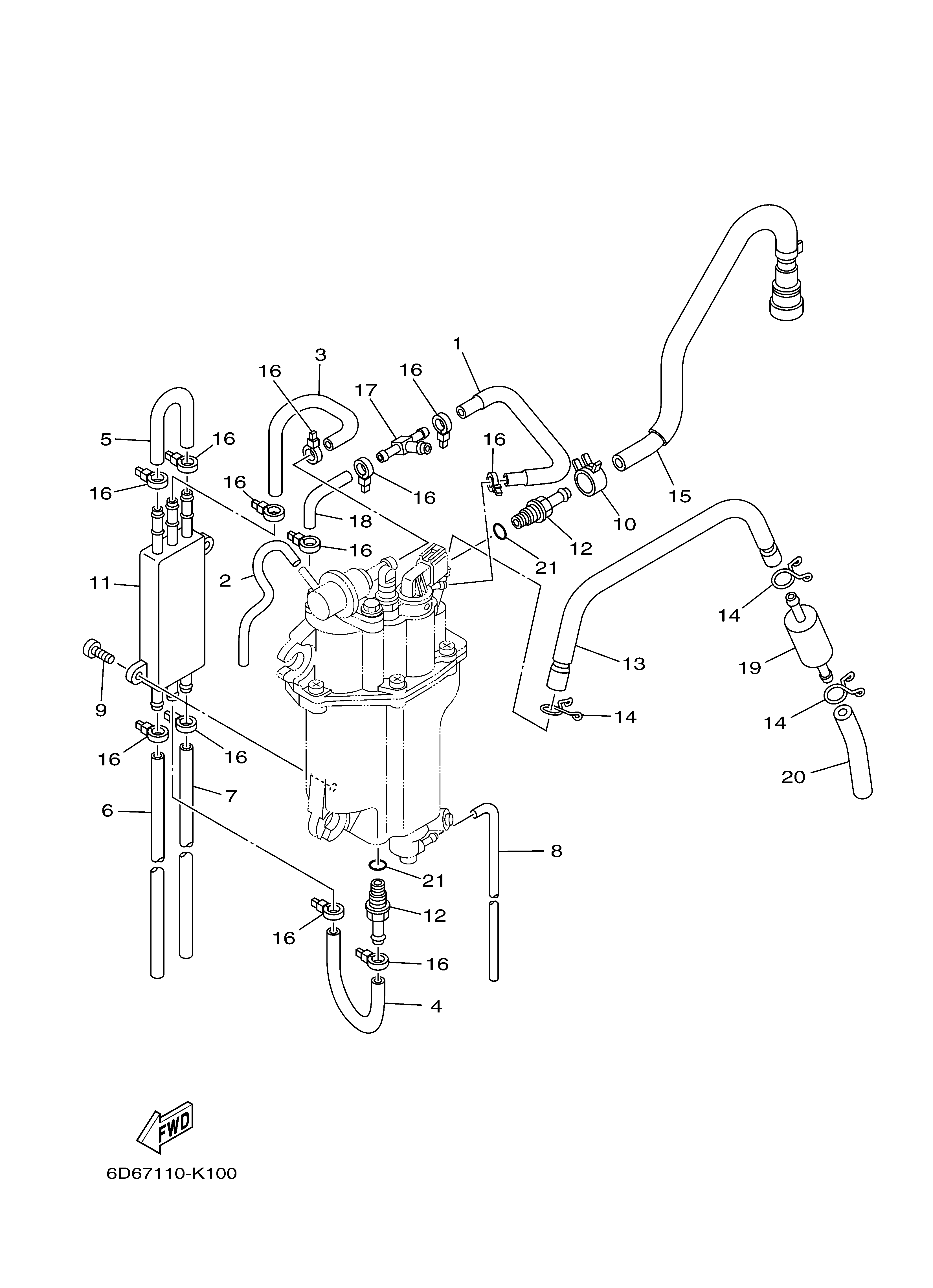 Dauntless 225 Engine Diagram Get Free Image About Wiring Diagram