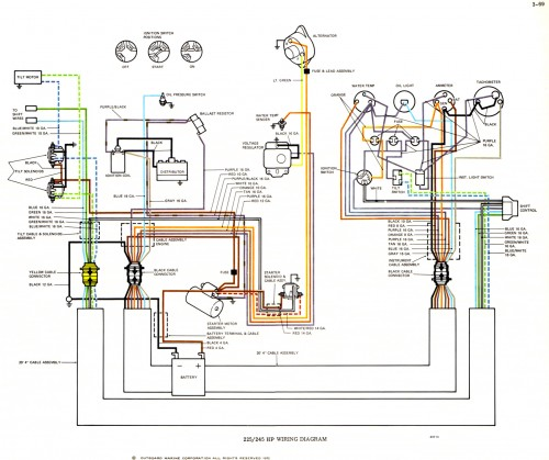 wiring schematics for evinrude 115 hp  | 800 x 556