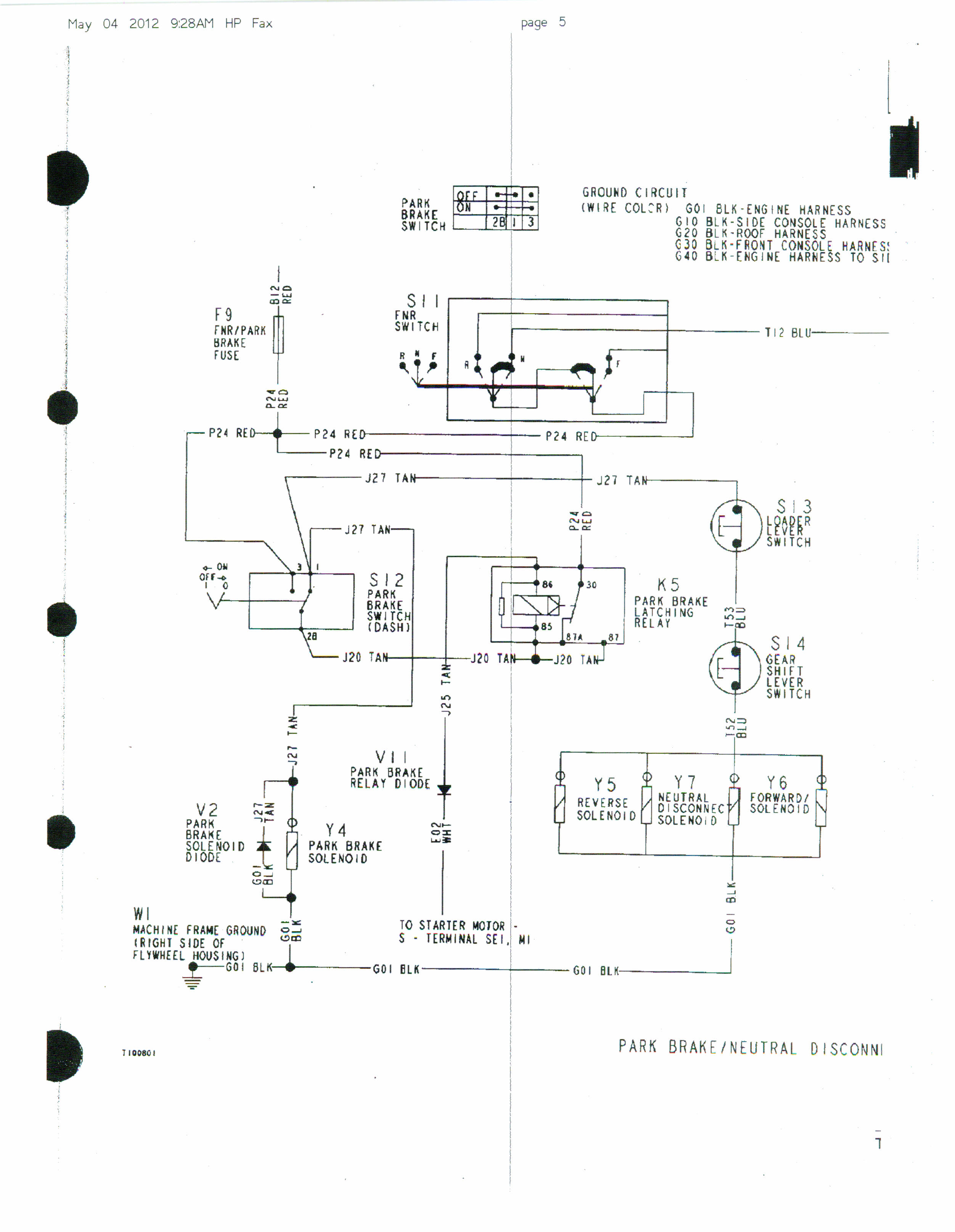 Kubota Fuse Box Location 24 Wiring Diagram Images 2012 05 004255 Jd310e5 John Deere Gator Diagrams At