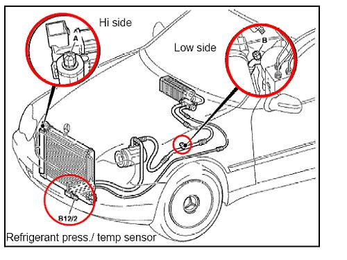2001 Mercedes Kompressor Engine Diagram Com