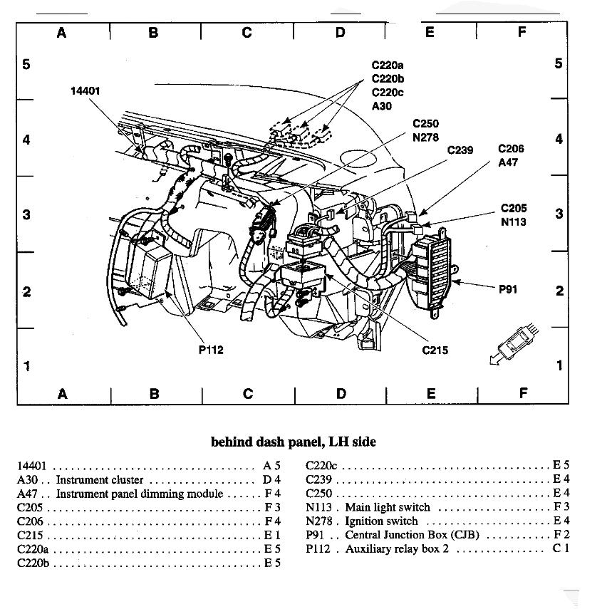 28 2001 Ford Explorer Engine Diagram