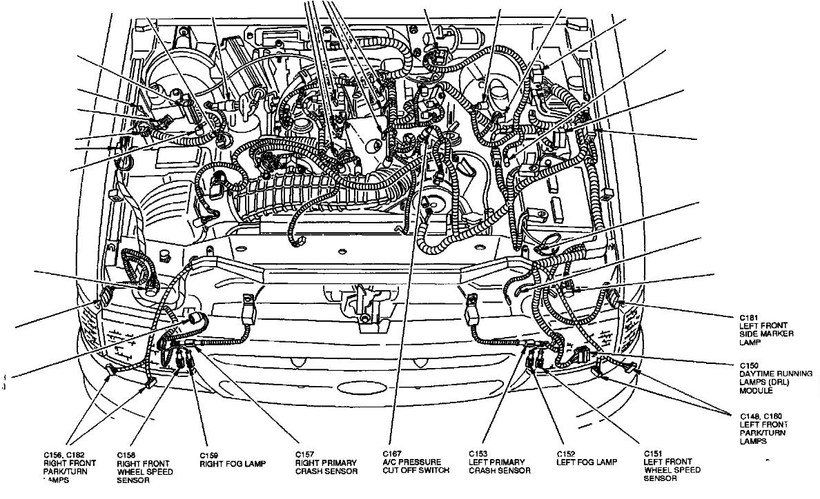 98 mercedes e320 brake diagram