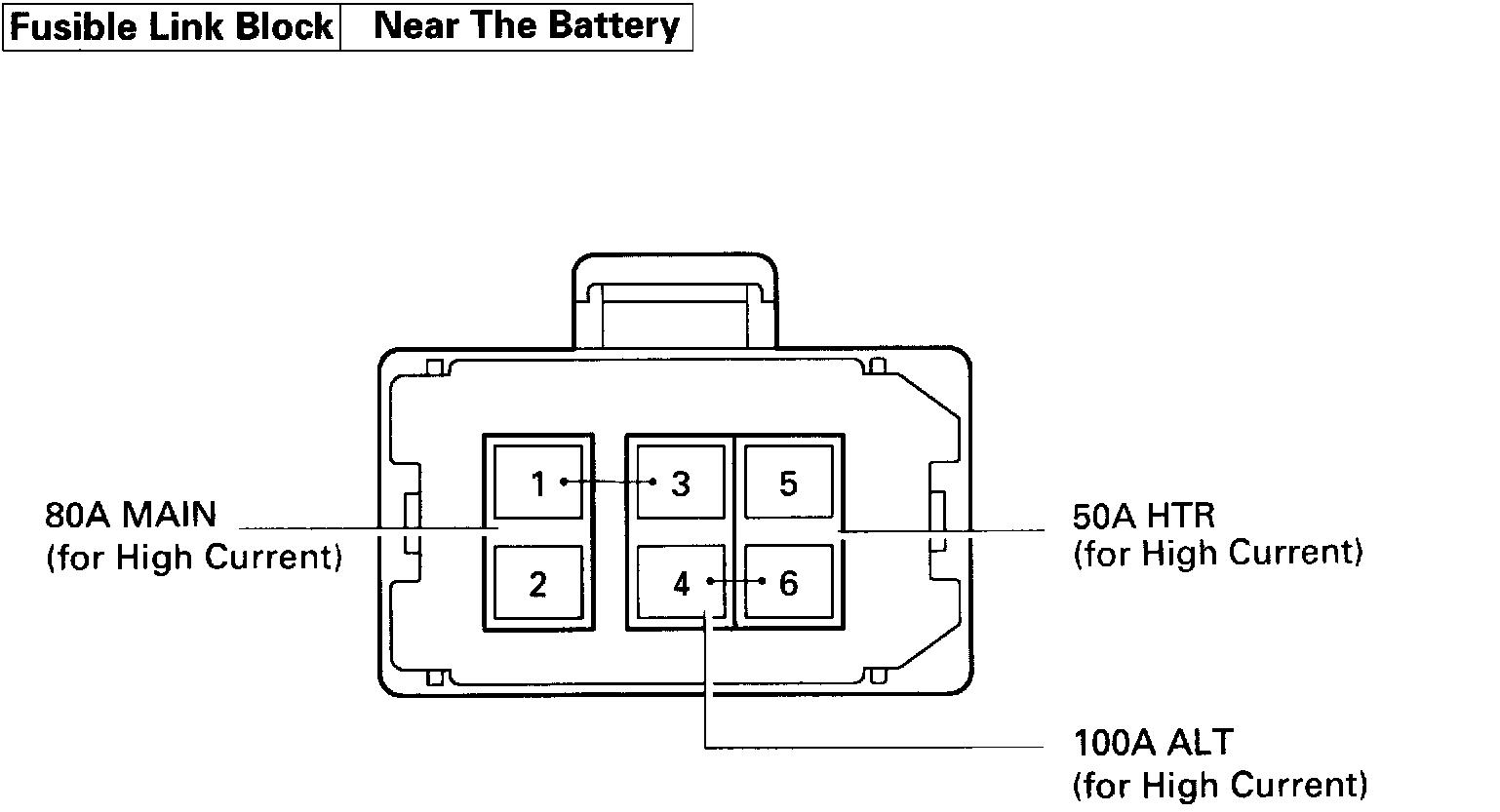 rav4 fuse box 97 rav4 fuse diagram