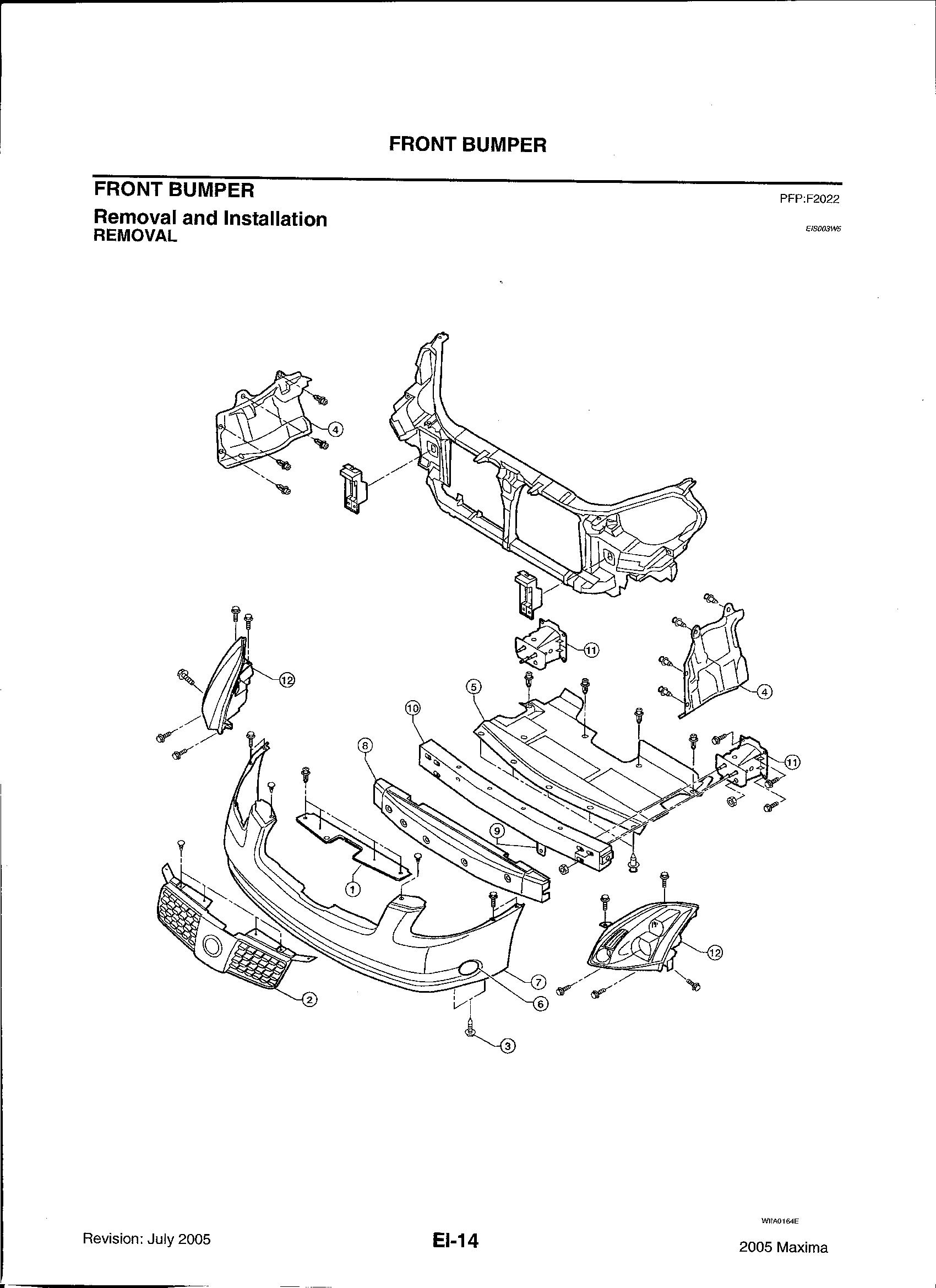 How To Remove Infinity J30 1993 Headlights