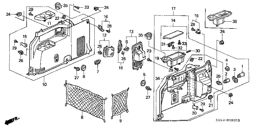 05 honda odyssey sliding door wiring diagram  honda  auto