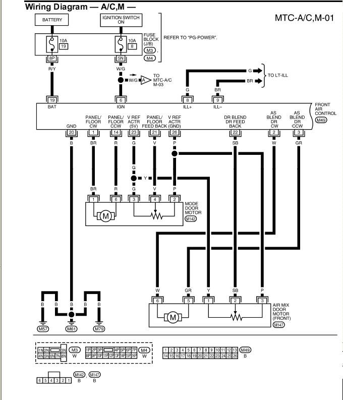 nissan xterra wiring harness diagram get free image about wiring diagram